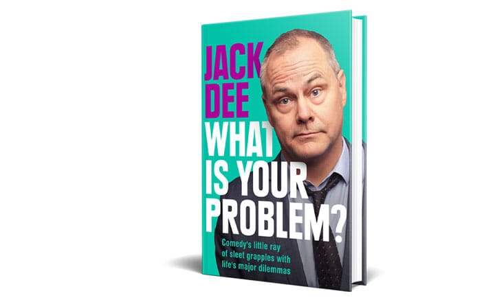 WHAT IS YOUR PROBLEM IS THE BOOKSELLER'S BOOK OF THE MONTH