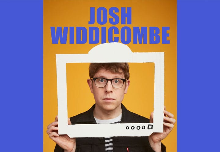 JOSH WIDDICOMBE TO PUBLISH HIS FIRST BOOK THIS SEPTEMBER
