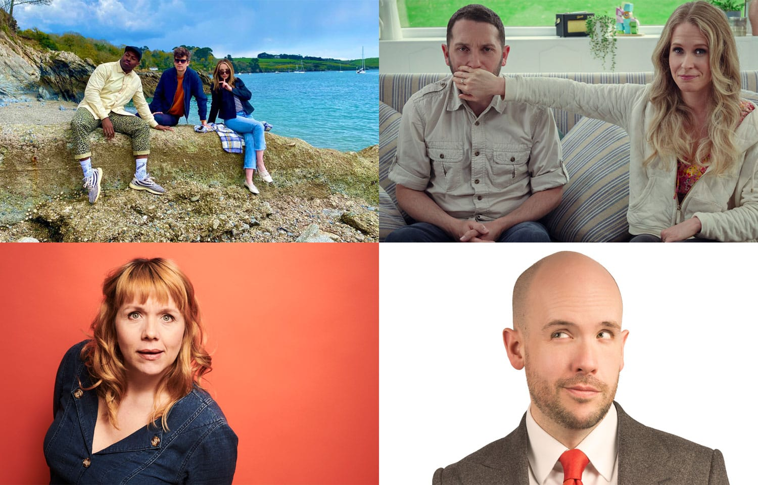 UKTV ANNOUNCE SLATE OF NEW SHOWS WITH OFF THE KERB ACTS