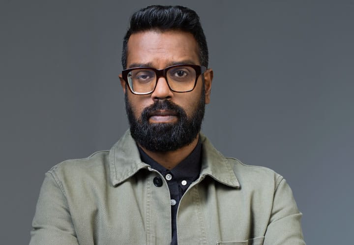 ROMESH PRESENTS NEW BBC RADIO 2 SERIES FOR THE LOVE OF HIP HOP
