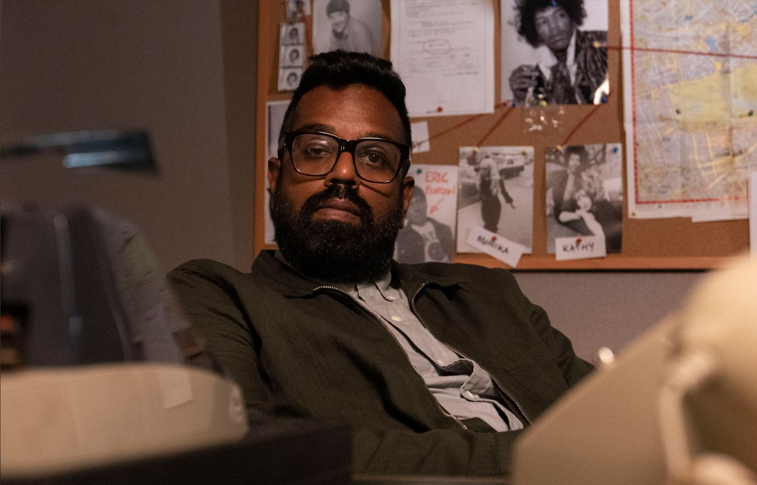 THE MISINVESTIGATIONS OF ROMESH RANGANATHAN COMES TO BBC TWO