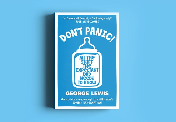 MONORAY ACQUIRES GEORGE LEWIS' BOOK DON'T PANIC!