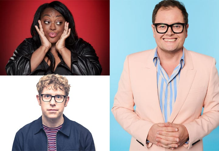ALAN CARR TO HOST THIS YEAR'S ROYAL VARIETY PERFORMANCE